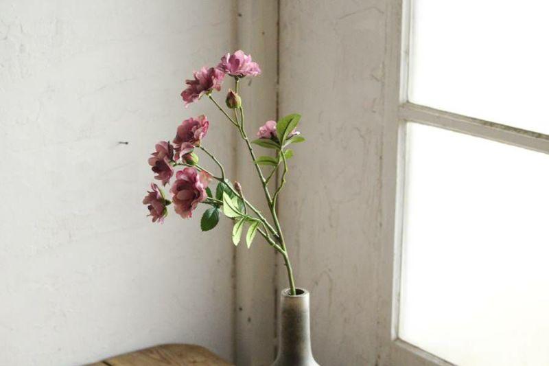 バンクシアローズの造花1