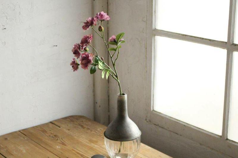 バンクシアローズの造花かわいい