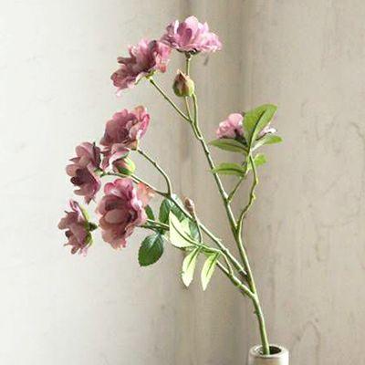 バンクシアローズの造花