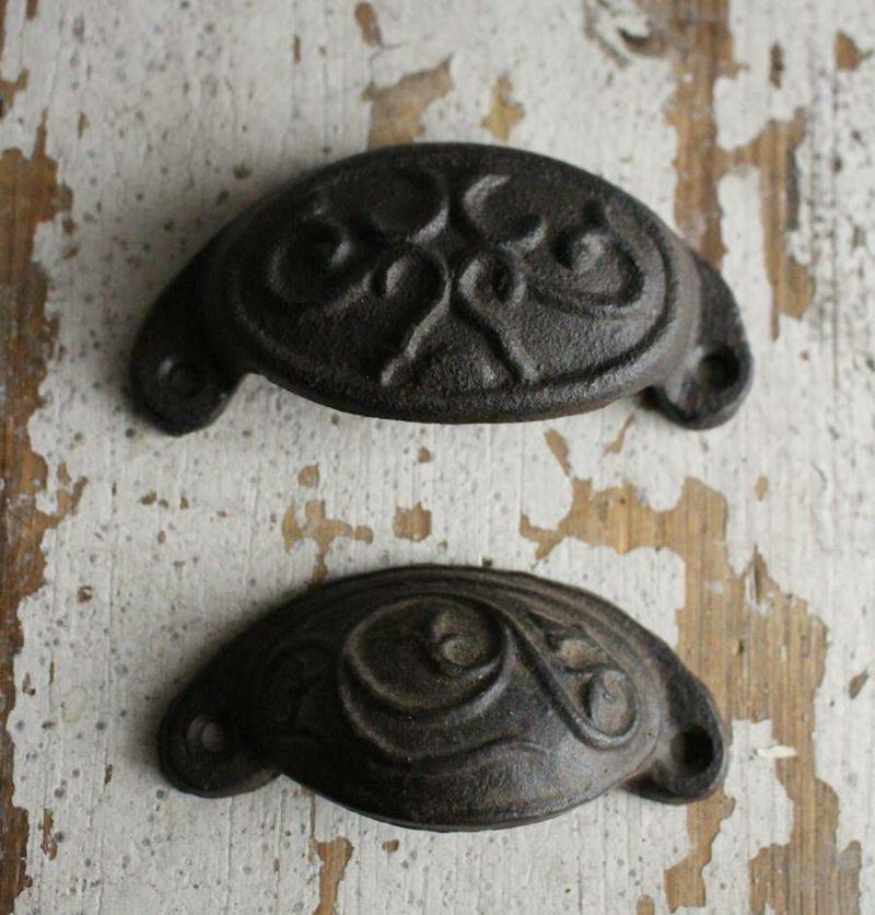 黒い鉄ハンドル1