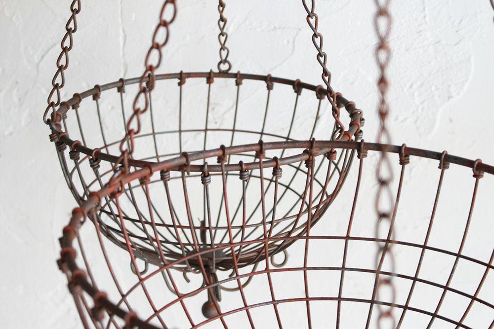 ジャンク・ハンギングバスケット/S