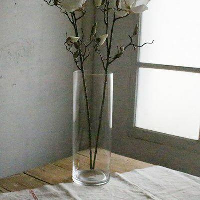 シリンダー・フラワーベースh40cm