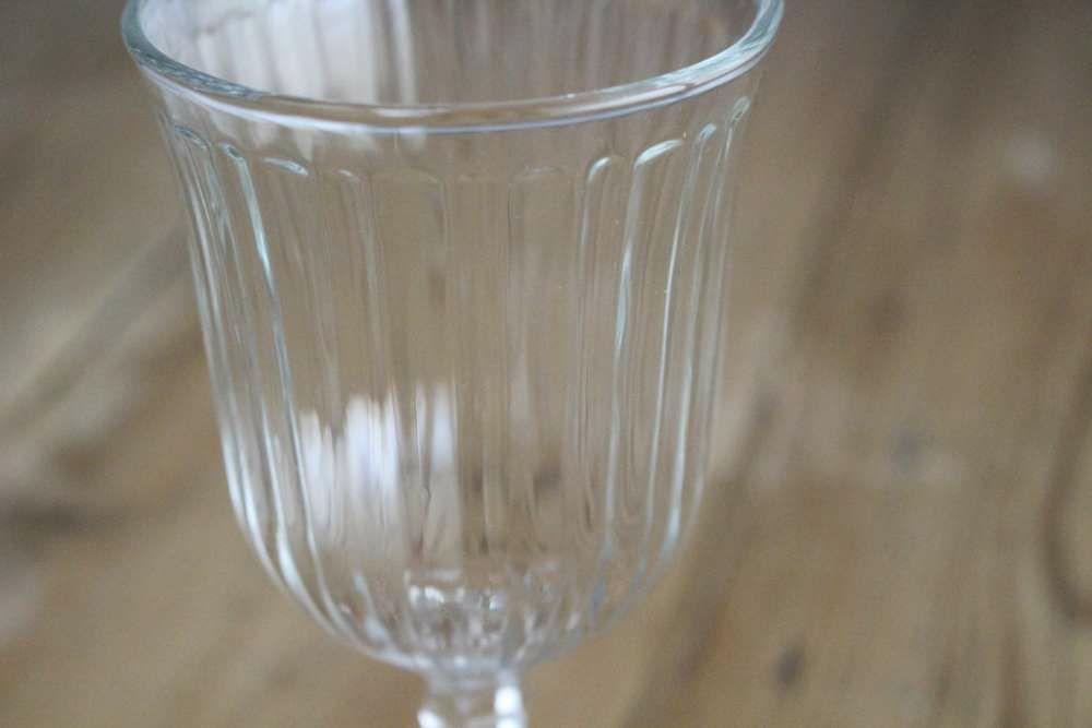 ロイヤル・レアダム(royal leerdam)社・ウォーターワイングラス180cc