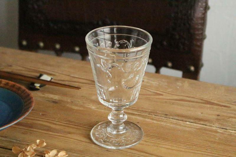 フランス製La Rochere(ラ・ロシェール)ヴェルサイユワイングラス