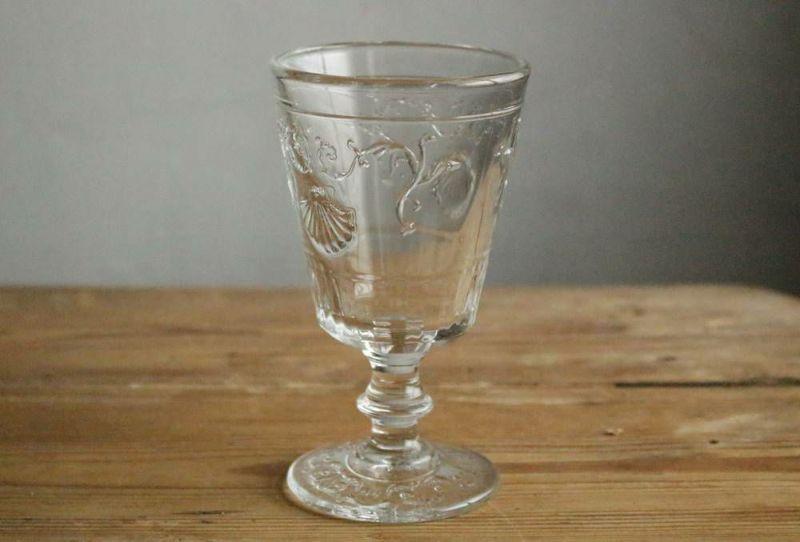 シェルのLa Rochere(ラ・ロシェール)ヴェルサイユワイングラス