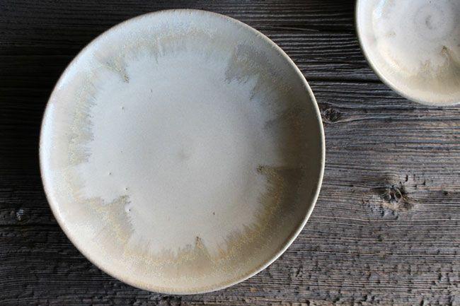 【後藤奈々】オーロラ皿(18.5cm)