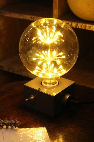 おしゃれなLED電球・フレア型ボール