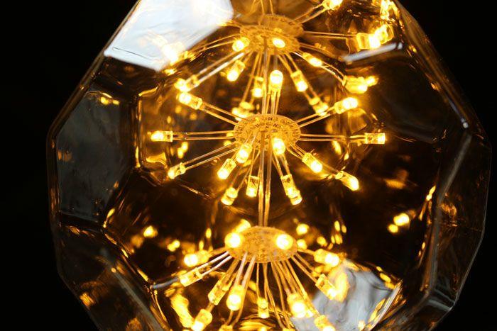おしゃれなLED電球・フレア型マルチフェイス