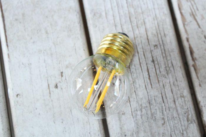 LED豆電球