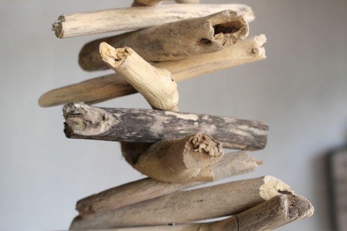 流木のハンギングオブジェクト