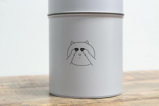 キッチンコーヒーキャニスター【Cat 和田淳】