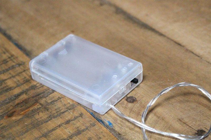 単三電池3つ使用