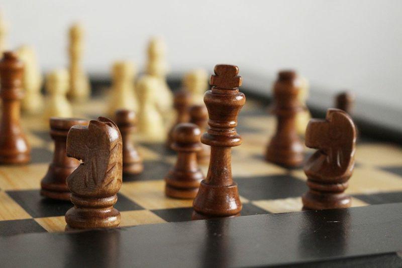 チェスの駒