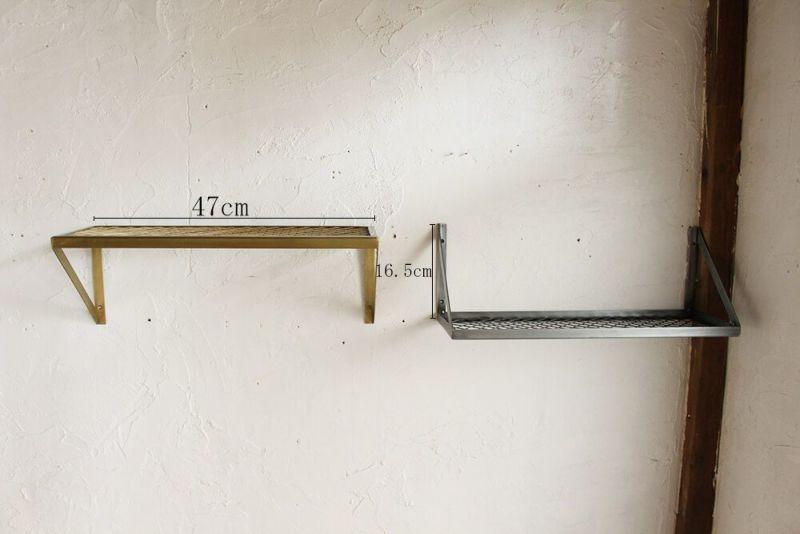 幅47cmのディスプレイシェルフ