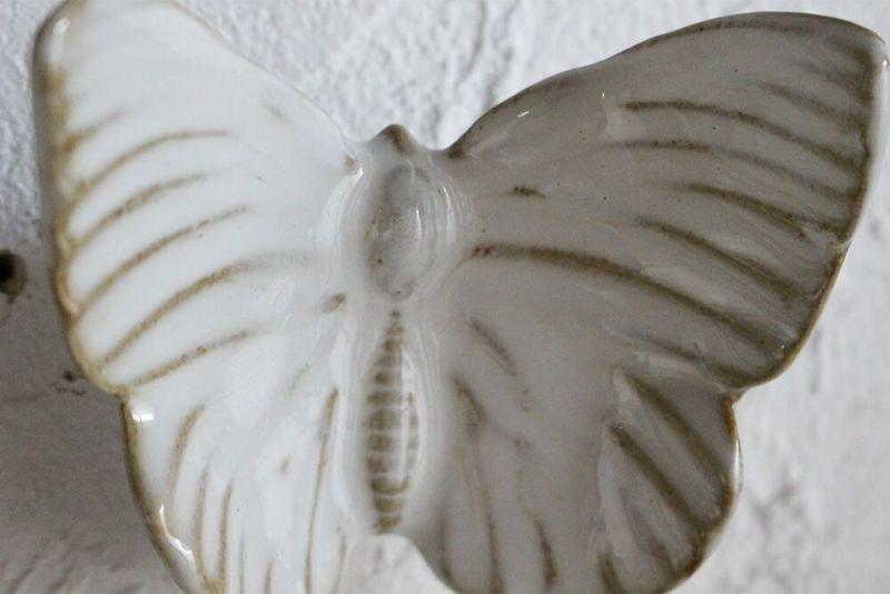 蝶々のウォールデコレーション