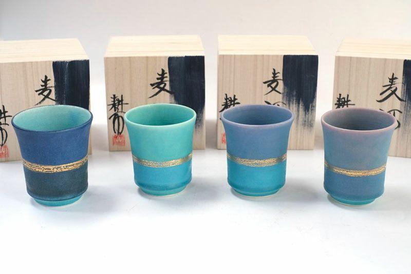 飯沼耕市の麦酒カップ