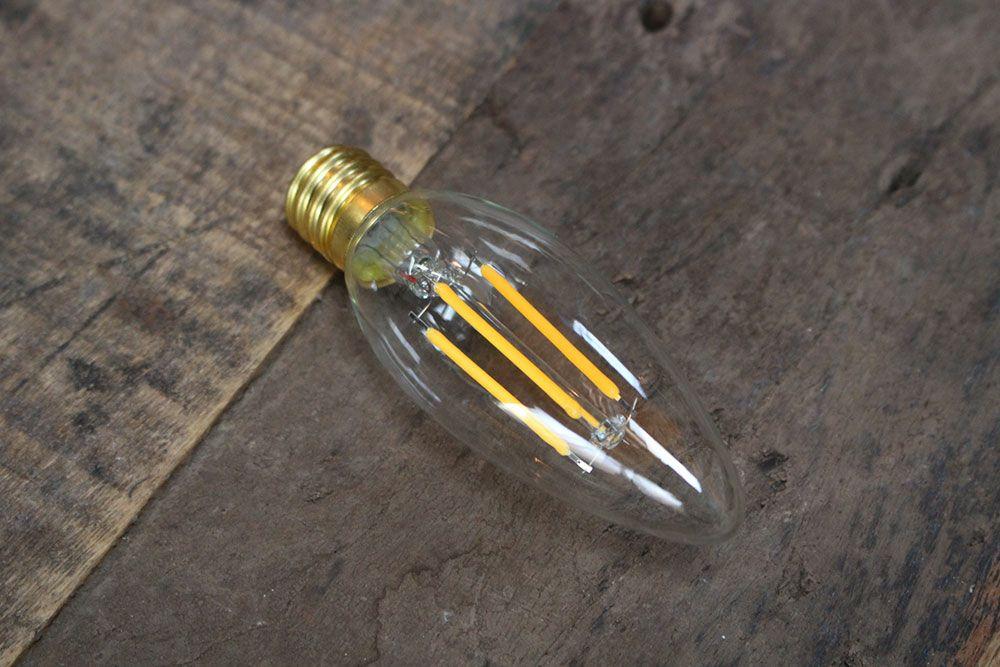 LEDシャンデリア電球E17