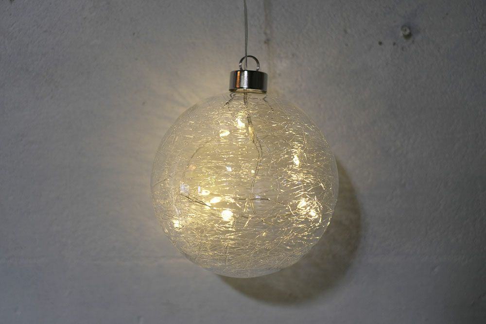 LEDオーナメント・グラスファイバーボール