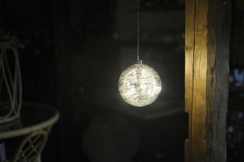 ボール型照明