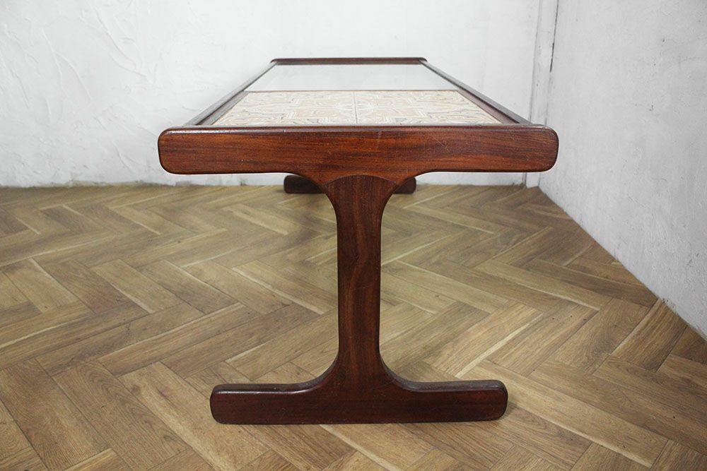 ビンテージ・G-PLANタイルトップコーヒーテーブル