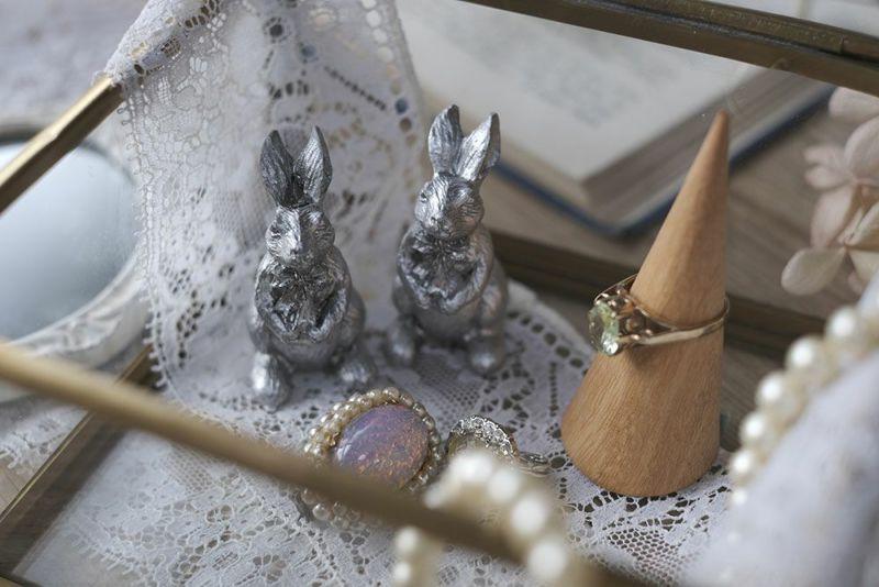 かわいいウサギの雑貨