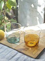 カラーリング耐熱グラス