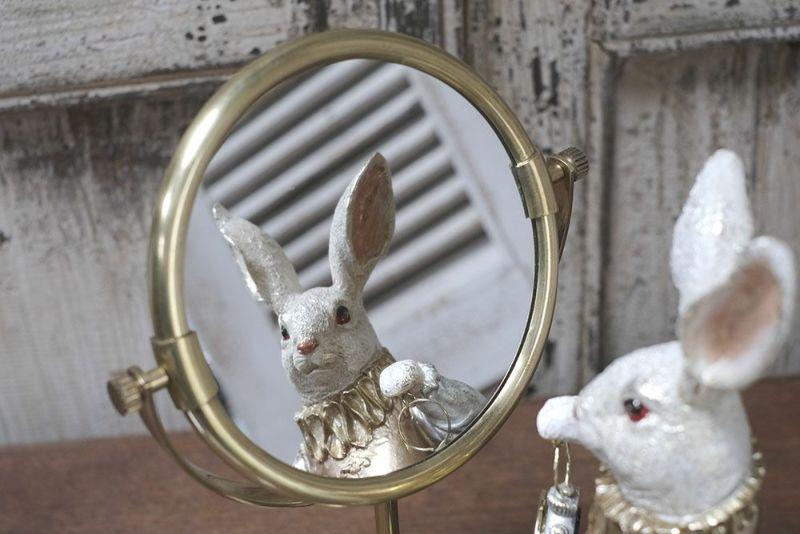 おしゃれなメイク鏡