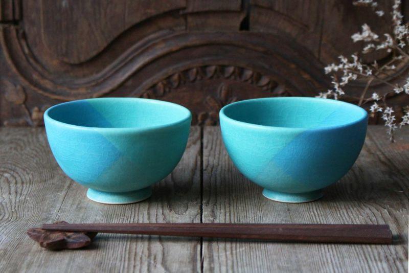 飯沼耕市の茶碗
