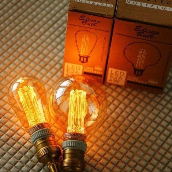 LED電球エジソン