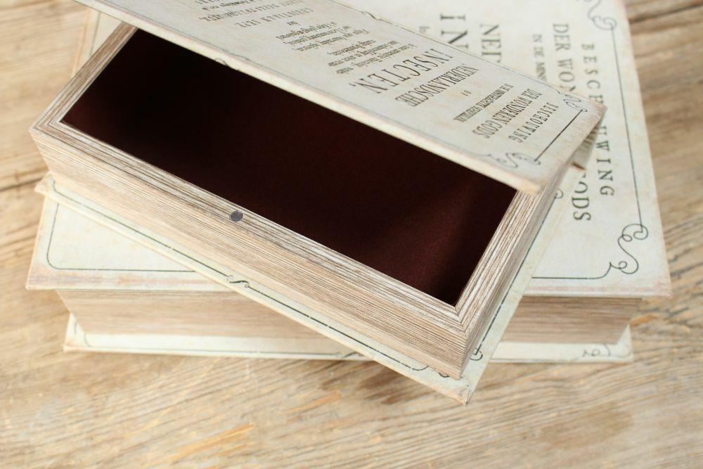 ダッチインセクト・ブックボックス2個セット