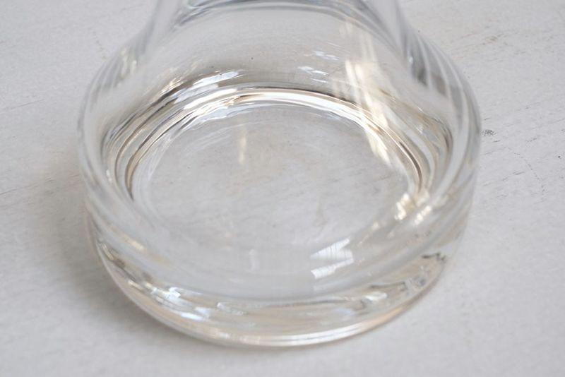 ガラスシリンダーの硝子