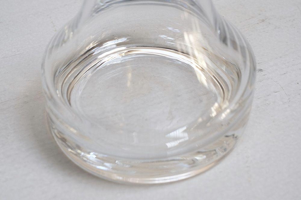 ボブガラスシリンダーベース台形S