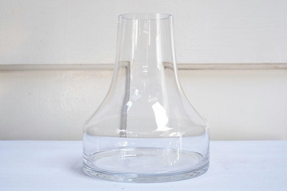 ボブガラスシリンダーベース台形L