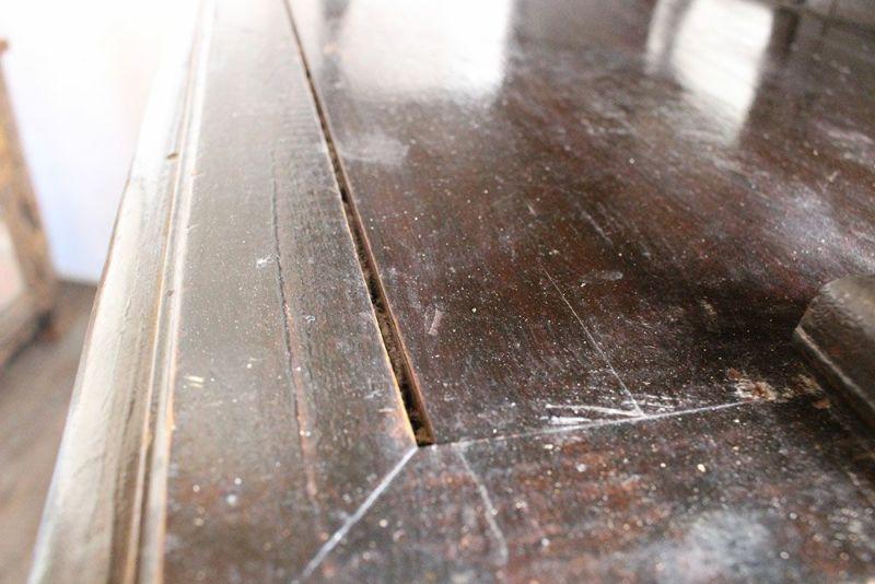 天板の隙間