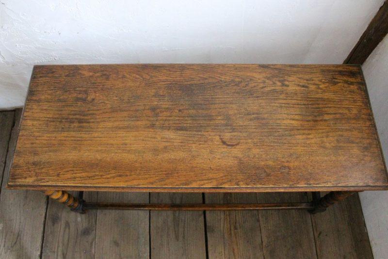 アンティークローテーブル