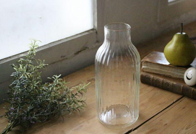 リューズガラスの花瓶