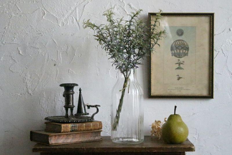 リサイクルガラスの花瓶