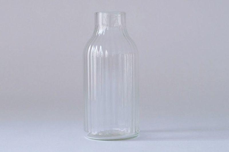 リサイクルガラスのフラワーベース