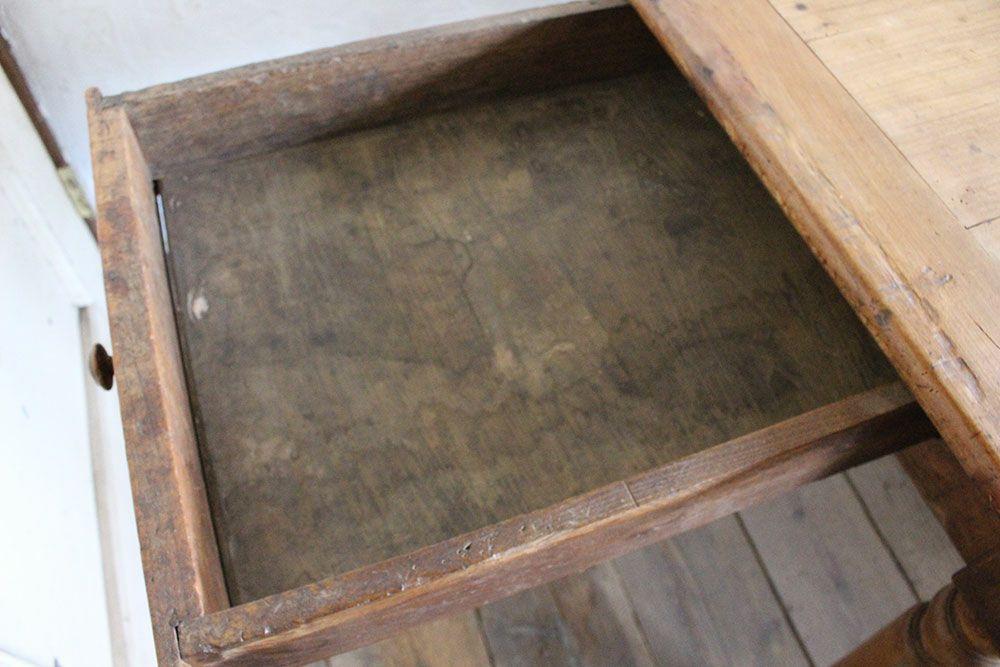 アンティーク・ロングダイニングテーブル