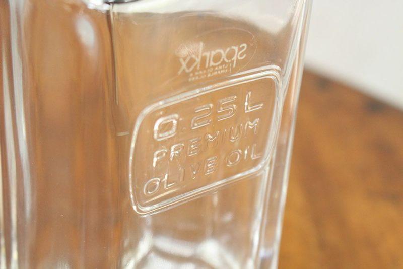 オリーブオイル瓶