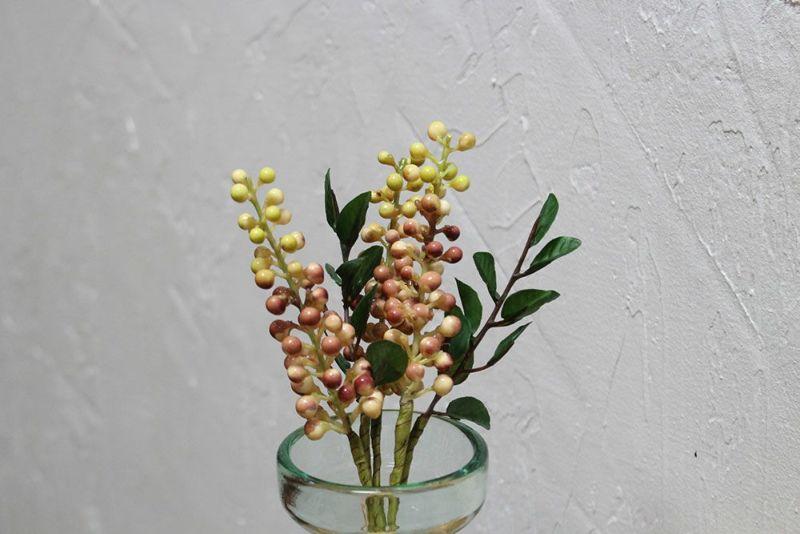 ベリー造花