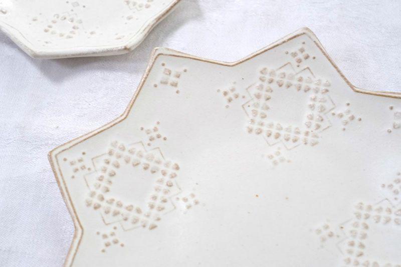 ノルウェイの伝統的な刺繍モチーフ