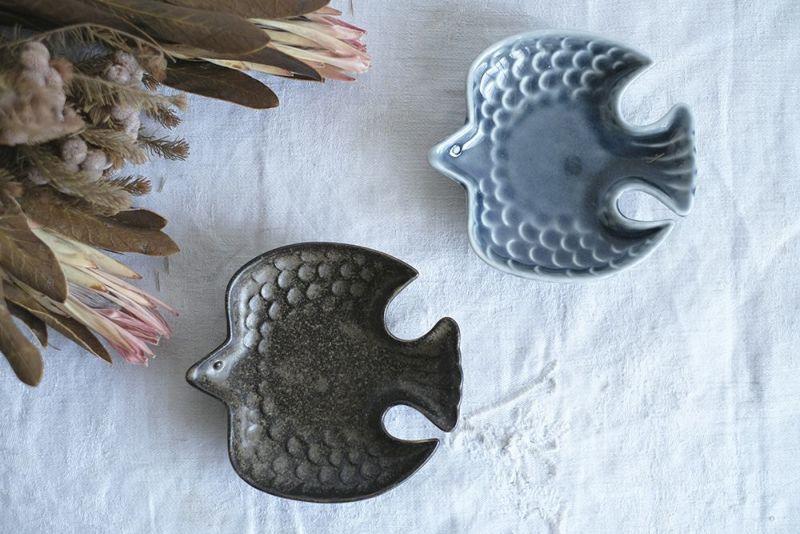 小鳥の小皿