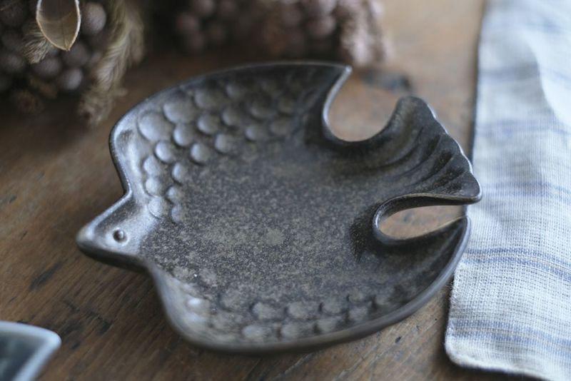 小鳥の形の小皿