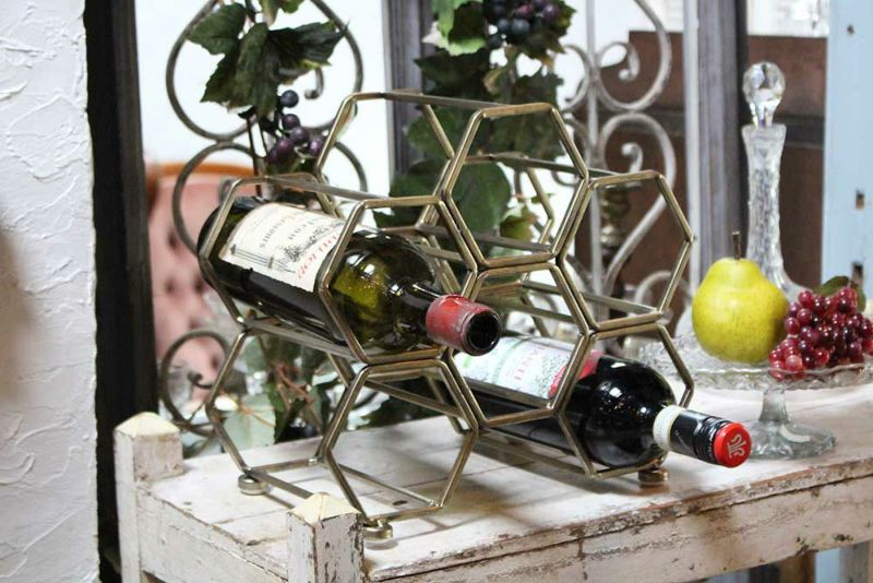 ワインボトルラック