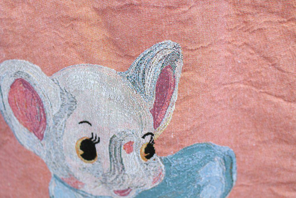 Nathalie Lete(ナタリー・レテ)/stuffed animal トートバッグ