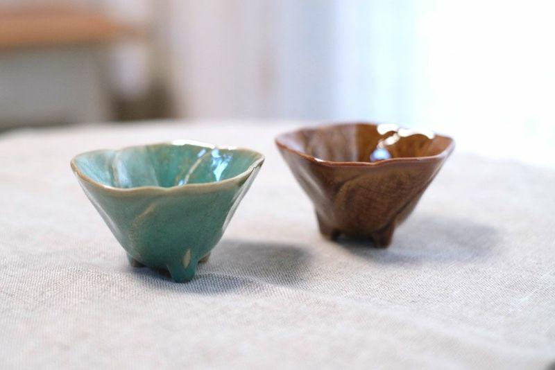 花型の小付鉢